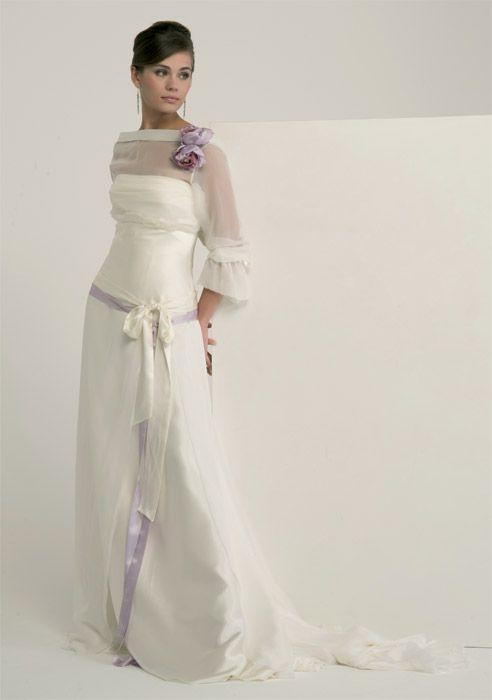 Abiti da sposa 2014 rosa 44907 | Sposalicious