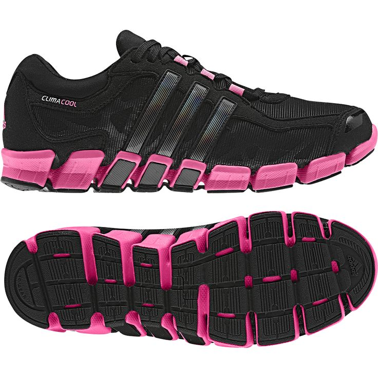 Style People - http://www.style-people.com/adidas-climacool-solution-for-womens/  | SHOES SHE LIKES | Pinterest | Adidas, Clothes and Pink black
