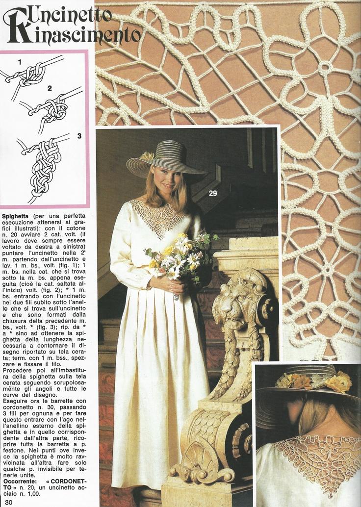Renaissance Crochet Lace: Fiber Art Reflections