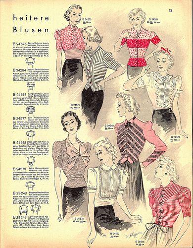 Beyer Mode für Alle 04 1938