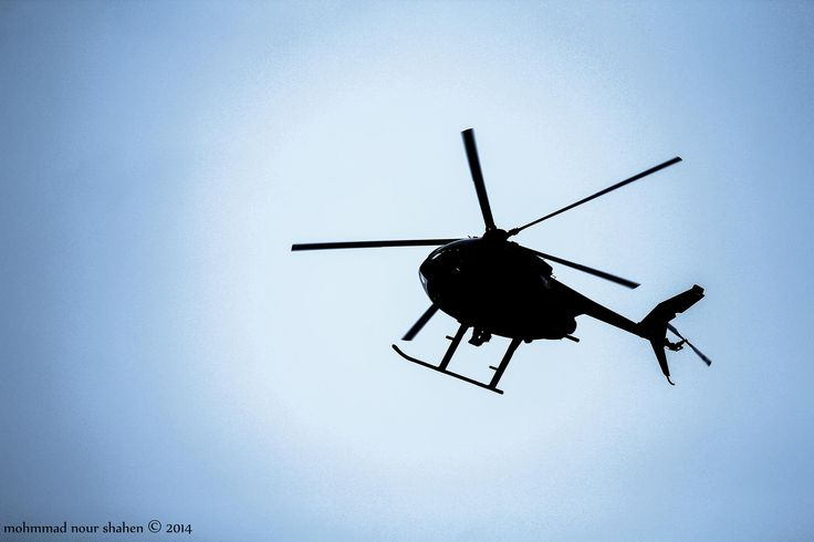 helicopter r22 by Moh'd Nour Shahen on 500px
