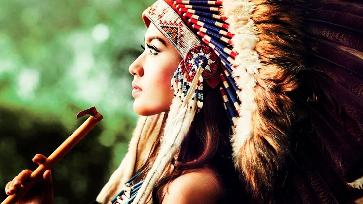 Native American Flute Music. Spiritual Music for Astral Projection. Heal...