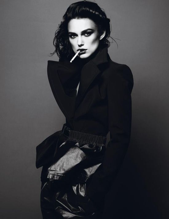 Keira Knightley by Mert and Marcus for Interview April 2012 - ego-alterego.com