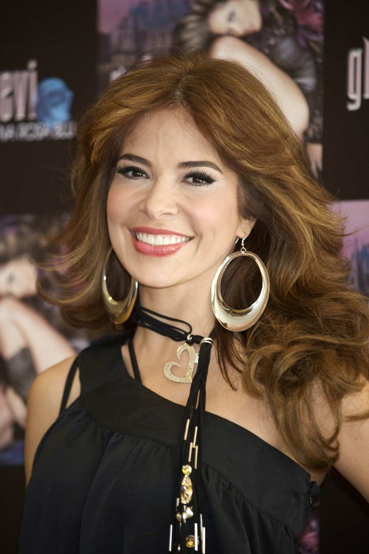 Gloria Trevi  (Musician, McAllen, Texas)  Gloria Trevi was born in Monterrey, Nuevo León, Mexico, she left Monterrey at the age of 12 to pursue a career in Mexico City, where she met her future manager Sergio Andrade. Before that she had sung and danced on the streets for spare change, teaching aerobics and serving quesadillas at a food stand. In 1985, she was a member of a short-lived girl group named Boquitas Pintadas.