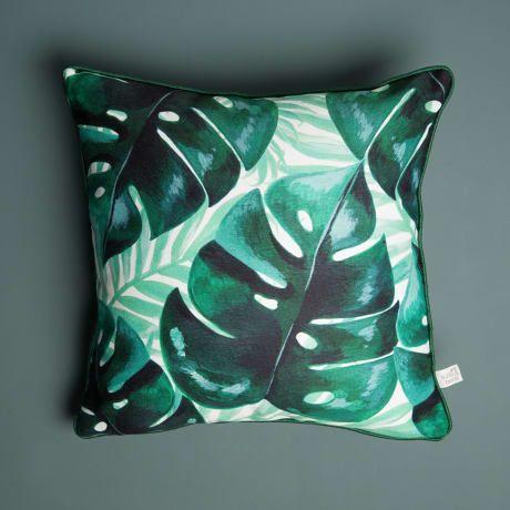Trouva: Sass & Belle Tropical Print Cushion
