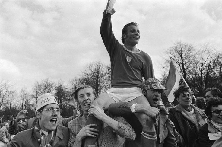 Clubicoon Piet Fransen van FC Groningen wordt 79. Was in diverse functies meer dan 50 jaar verbonden aan de club.