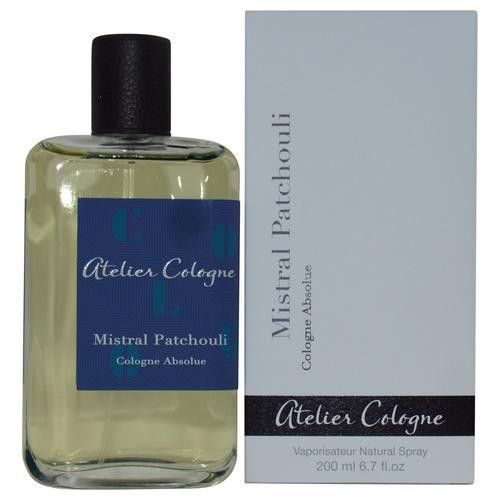 Atelier Cologne By Atelier Cologne Mistral Patchouli Cologne Absolue Spray 6.8 Oz