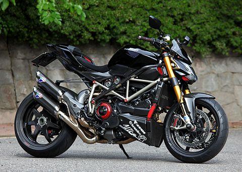 Ducati Nerima Streetfighter S