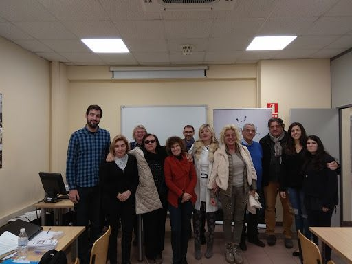 Sexto encuentro del Proyecto Erasmus I Secure en Sevilla// Sixth transnational meeting of the I secure Project in Seville