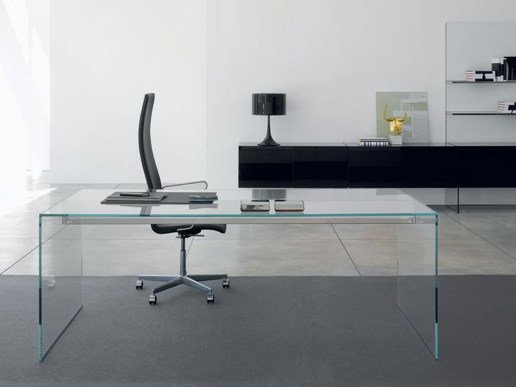 Home Office Glass Desk 12 best contemporary home office images on pinterest | modern