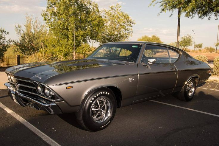 1969 Chevrolet Chevelle for sale #1889025 | Hemmings Motor News