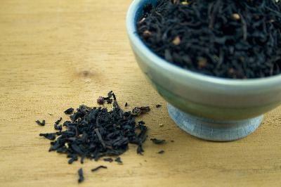 black tea image by marylooo from Fotolia.com