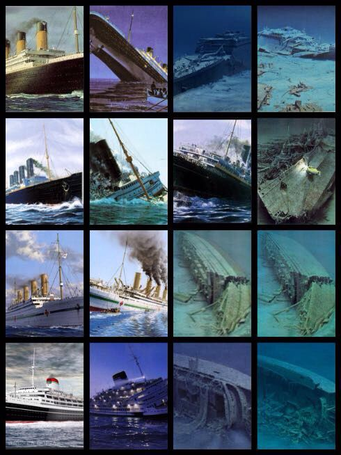 20 Best Sinkings Images On Pinterest Ships Titanic