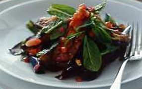 Asian Fried Eggplant