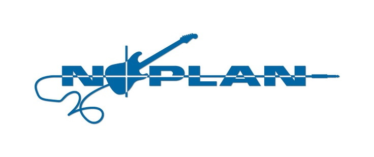 A logo for the Planon band. Members of the band all work for Planon. Just plug in baby!