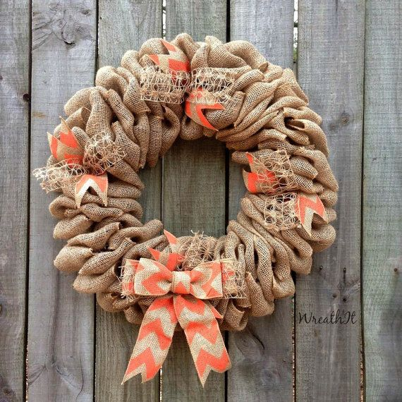 WELCOME BESSIE TO THE TEAM! Isn't this wreath just lovely? // Spring Burlap Wreath  Summer Burlap Wreath  by Wasers Wreath It.