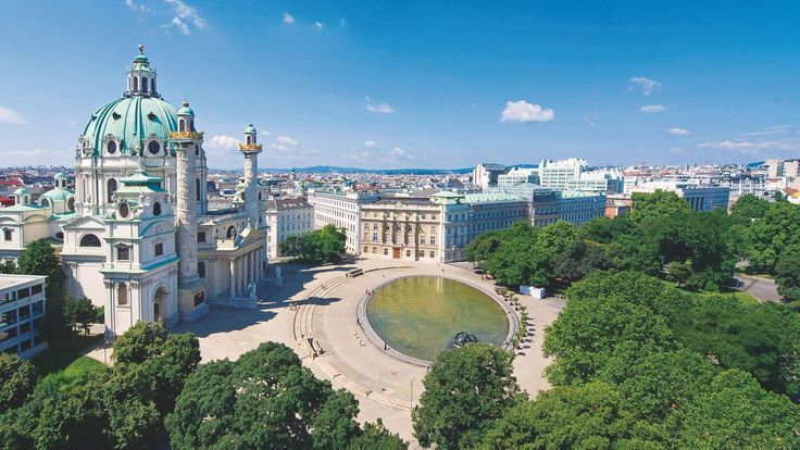 Vienna, Austria  The 12 Fascinating Destinations In Europe That You Really Should Visit • Page 5 of 7 • BoredBug