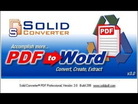 Como Convertir Archivos PDF a Word: El Mejor Convertidor de PDF a Word: ...