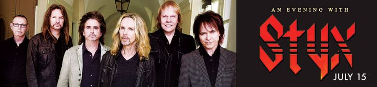 Go see Styx at The Pacific Amphitheater and enjoy getting your rock on. Entry to the fair is free with concert tickets.