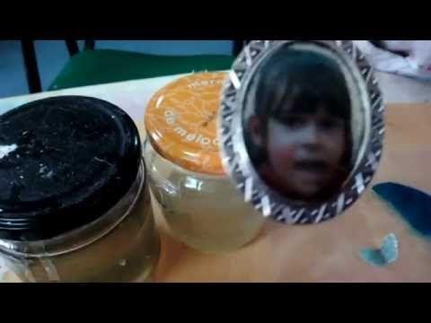 DIY BARNIZ CASERO Y COMO UTILIZARLO FÁCIL Y ECONÓMICO 1ª - YouTube