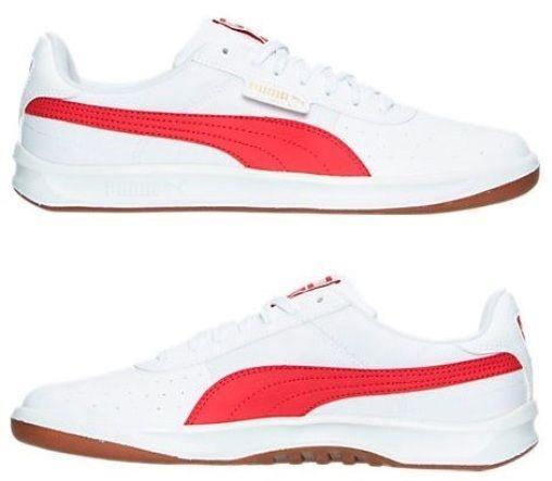 6be8f6aa709 Buy cheap Online - puma g vilas 2 red women