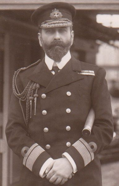 Admiral of the Fleet Louis Alexander Mountbatten, 1st Marquess of Milford Haven, GCB, GCVO, KCMG, PC (24 May 1854 – 11 September 1921), formerly Prince Louis Alexander of Battenberg, was a British naval officer and German prince related to members of the British Royal Family.
