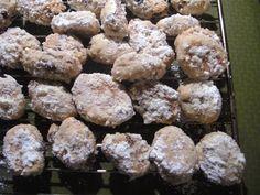 Rezept Quarkstollen Konfekt von Fantagirl - Rezept der Kategorie Backen süß