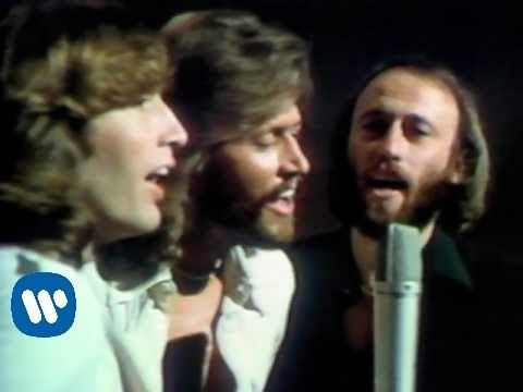▶ Bee Gees - Night Fever (Video) - YouTube