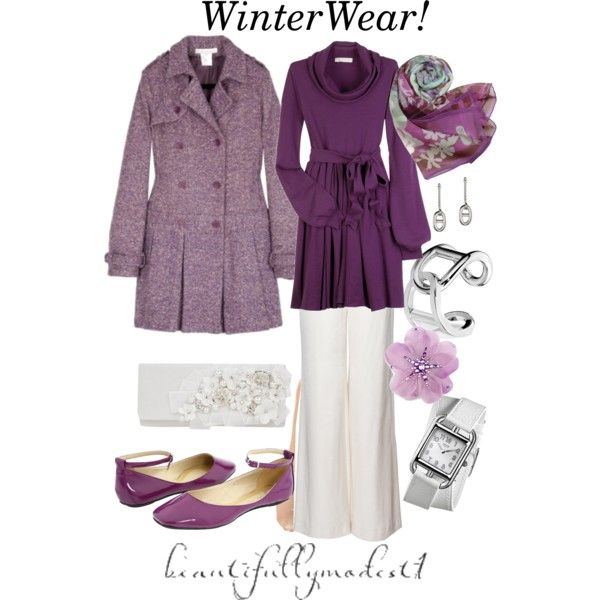 """Winter 2012!"" by beautifullymodest1 on Polyvore"