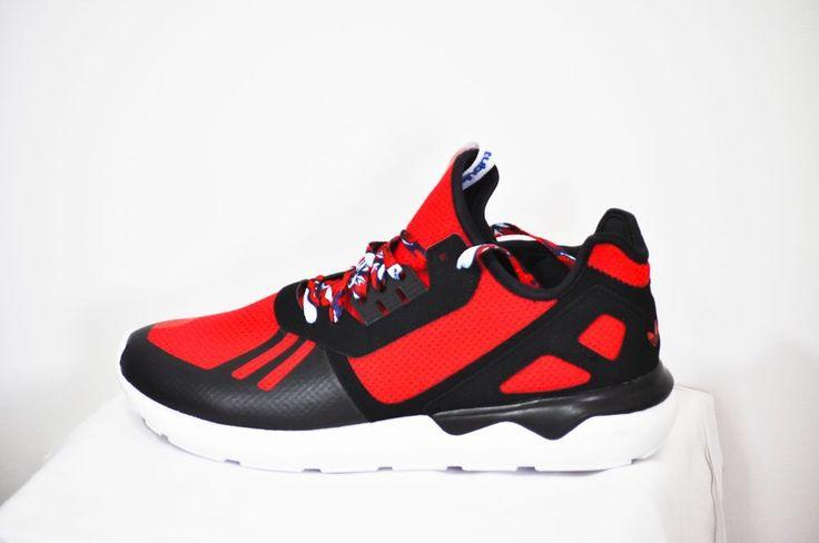 Adidas Men's Tubular Runner Originals Running Shoe B25952 size 10.5 D NEW #Adidas #AthleticSneakers