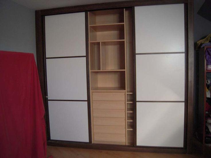 Best 25 interiores de armarios empotrados ideas on - Organizar armarios empotrados ...