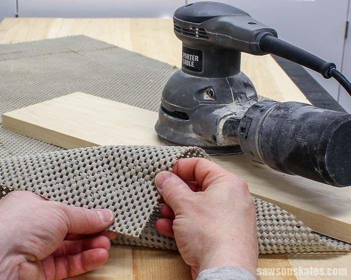 11 Secrets For Sanding Wood Projects Like A Pro Sanding Wood