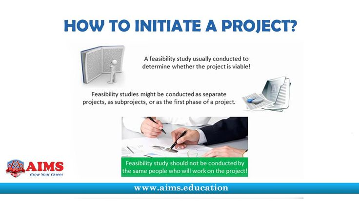 Project Initiation Process - How to Start a Project?   Online Lecture
