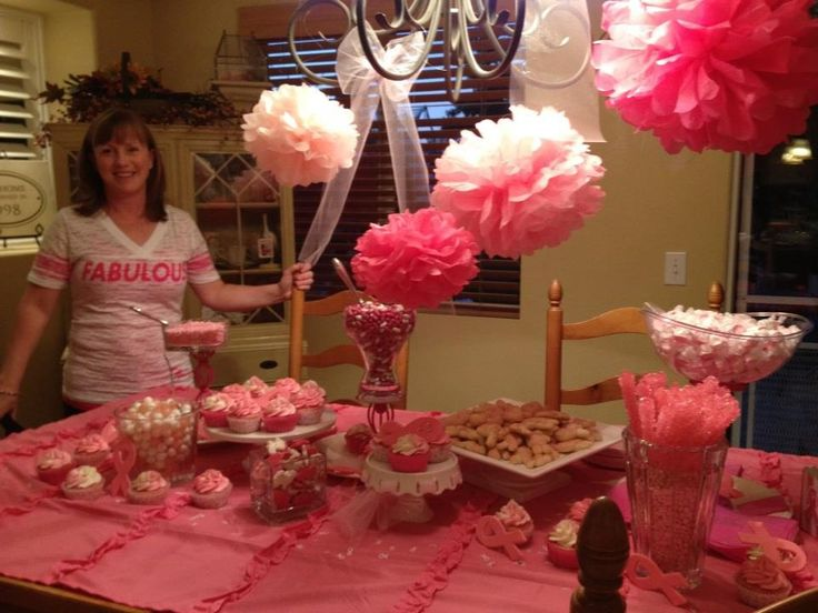 Breast Cancer Survivor Party