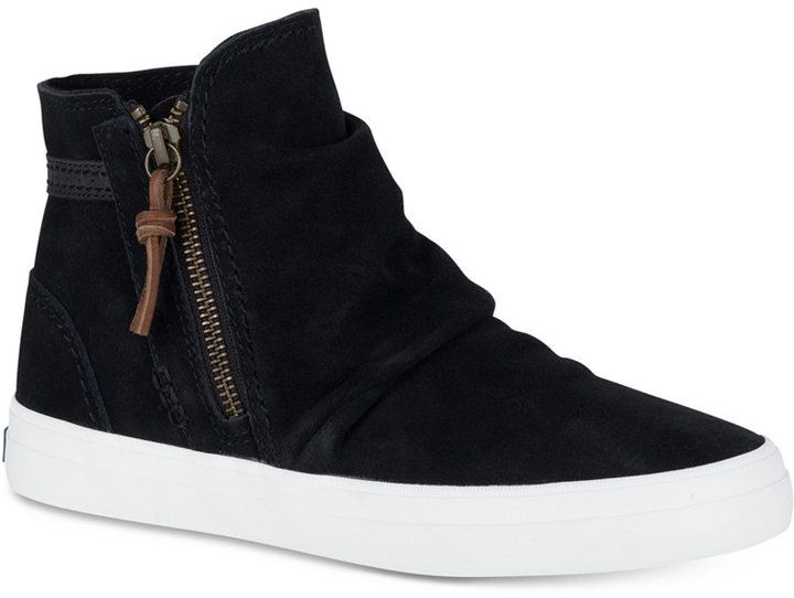 Sperry Women's Crest Zone High Top Sneakers Women's Shoes