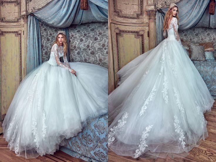 30 Breathtaking Wedding Dresses for Glamorous brides