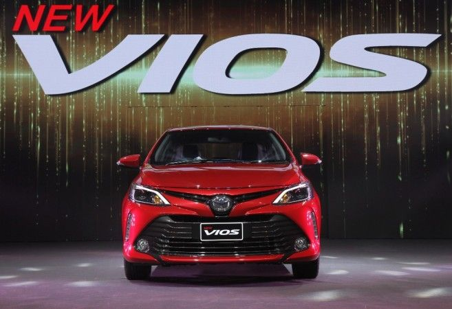 Cars: Best images of New model 2018 TOYOTA VIOS.