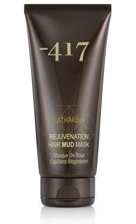 Omlazující bahenní maska na vlasy Minus 417. Využijte naší dopravy zdarma při nákupu  nad 890 Kč nebo výdejního místa v Praze zdarma.