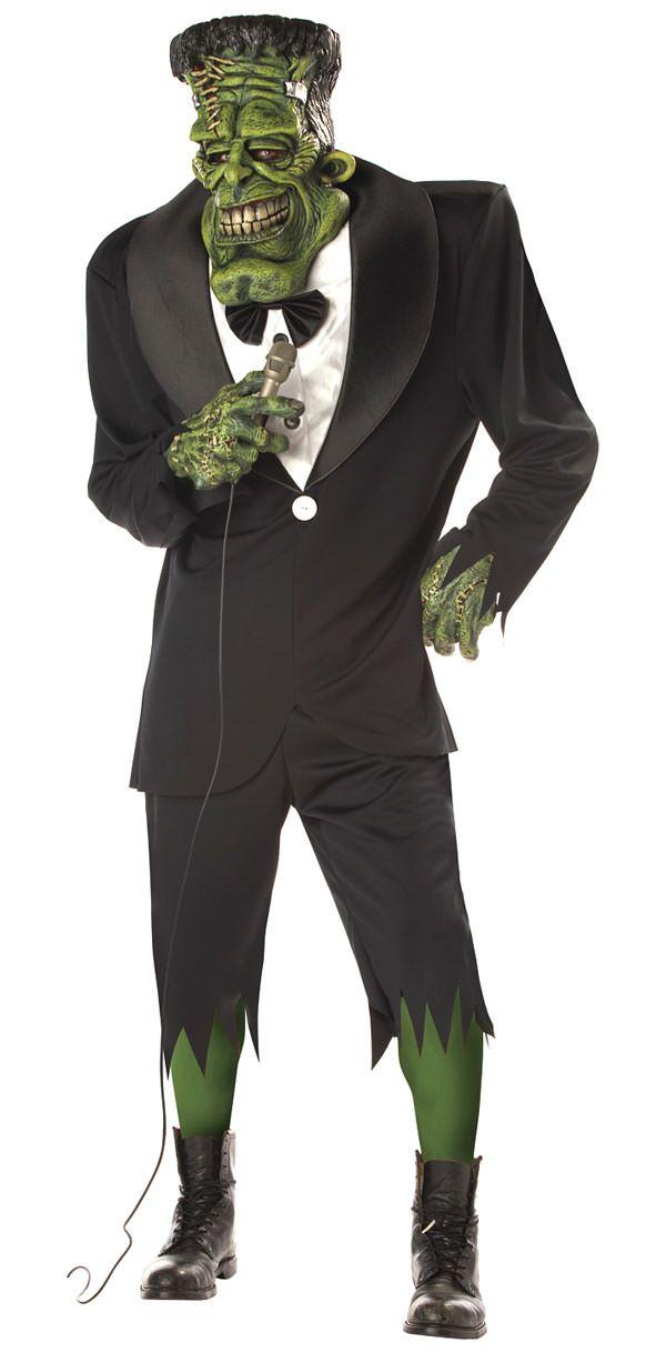 Big Frank Frankenstein Adult Costume