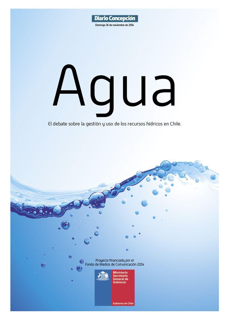El debate sobre la gestión y uso de los recursos hídricos del agua.