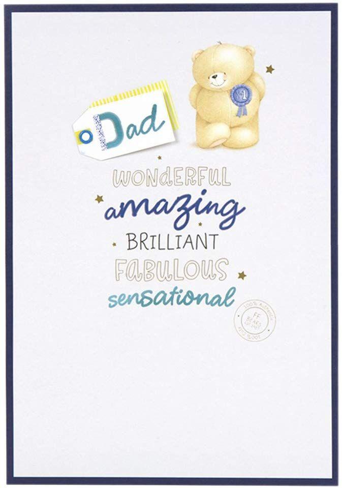 Hallmark Birthday Card For Dad Love You Lots Medium Amazon Co Uk Office Products Hallmark Birthday Card Birthday Cards Dad Birthday Card