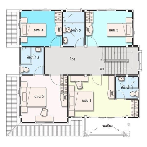 House Design Plan 10x10 5m With 5 Bedrooms Home Design With Plansearch Home Design Plans Duplex House Design 4 Bedroom House Designs