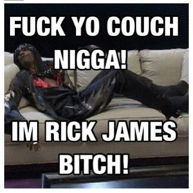 Chappelle show rick james fuck yo couch this