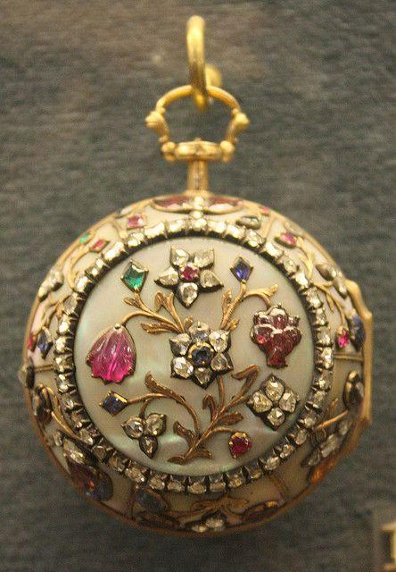 Antique Pocket Watch - Ashmolean Museum