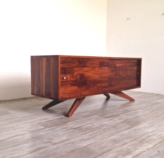 Available now Divisadero MidCentury Media by jeremiahcollection. Dining room