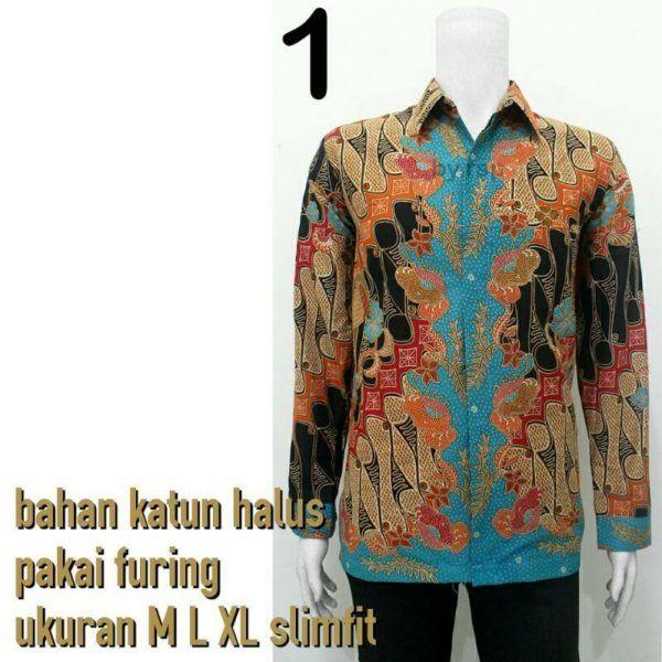 Toko Batik Online Model Baju Batik Kombinasi Pria Sogan Call Order : Whatsapp 082-135-313-7378     Model Baju Batik Kombinasi Pria Sogan Baju Batik Pria Lengan Pendek Harga   Rp.200.000.- - Bahan :Katun Halus Ukuran Size Pria Slim Fit M L XL