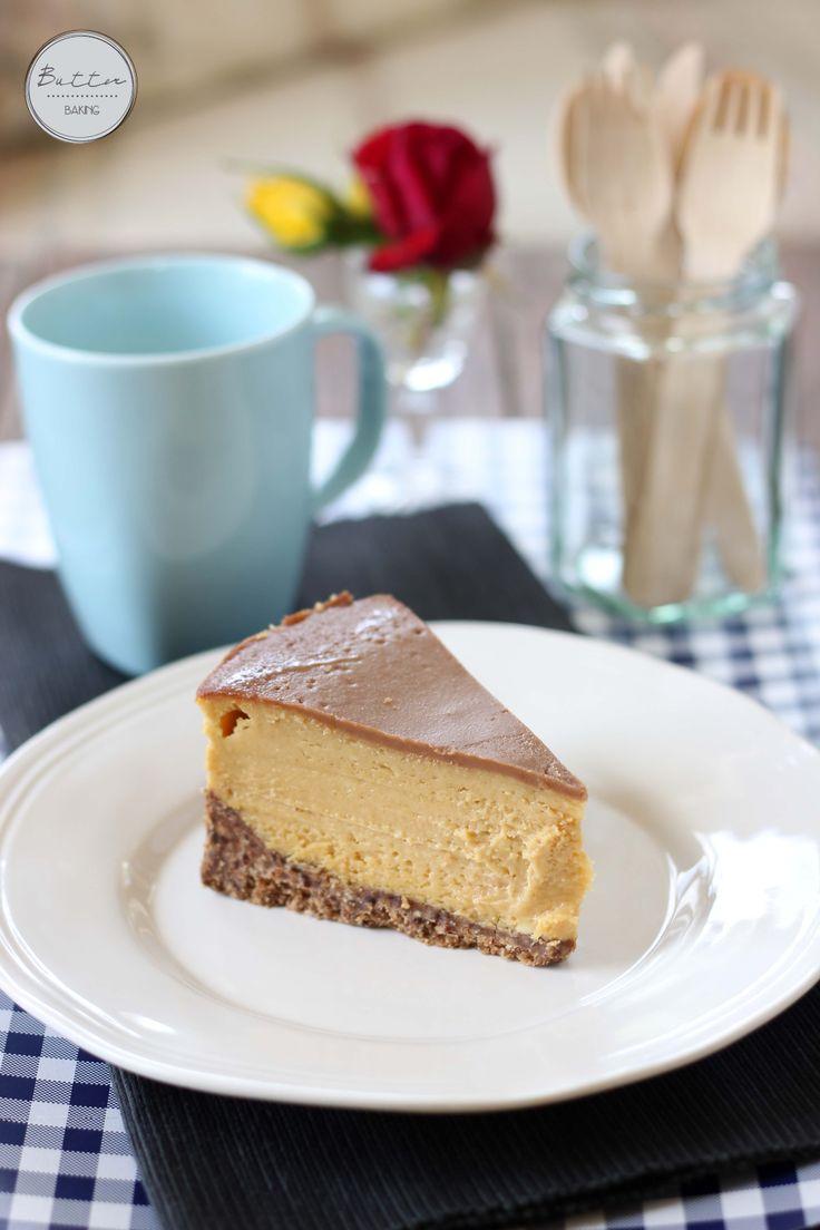 Chocolate peanut butter cheesecake | Butter Baking