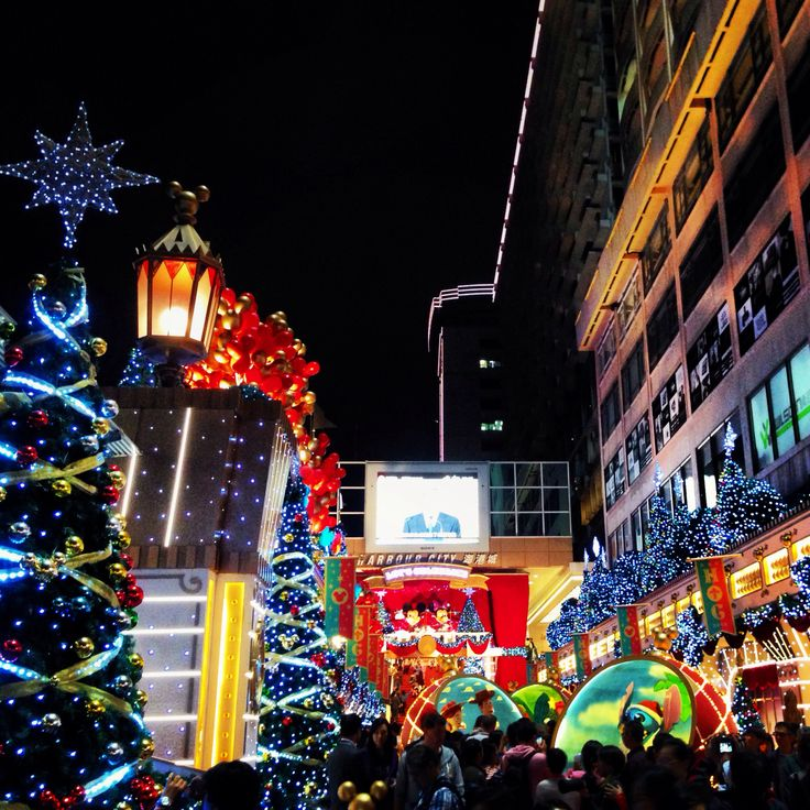 Christmas In Hong Kong: A Collection Of Ideas To Try About