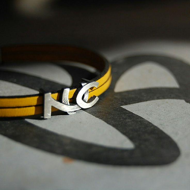 NUC. Polsera. Pulsera. Bracelet. Pequeñas joyas, grandes detalles. Small jewels, great gifts. www.argentumwords.com