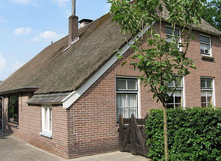 Verblijf 01022307 • Vakantiewoning Twente • Boerderij De Regge-Vallei